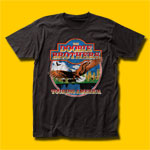 The Doobie Brothers Touring America Rock T-Shirt