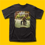 Foghat Fool For The City Rock T-Shirt