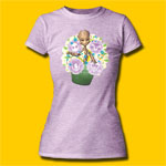 Guardians of the Galaxy Groot & Friends Girls T-Shirt