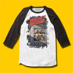 Guardians of the Galaxy Rocket Raccoon Baseball Jersey
