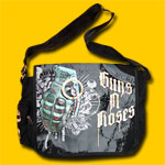 Guns N' Roses Messenger Bag