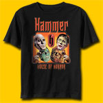 House Of Horror Classic Movie T-Shirt