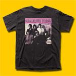 Jefferson Airplane Surrealistic Pillow Black T-Shirt