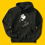 John Bonham Love Hooded Sweatshirt