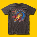 Journey Don't Stop Believing Coal T-Shirt