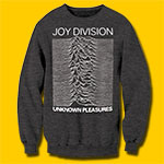 Joy Division Heather Charcoal Sweatshirt