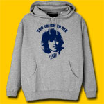 Keith Richards Too Tough To Die Hooded Sweatshirt