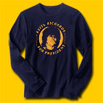 Keith Richards For President Long SleeveT-Shirt