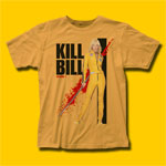 Kill Bill Poster Movie T-Shirt