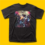 KISS Alive Black T-Shirt