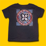 Kiss Tour 1976 Toddler T-Shirt