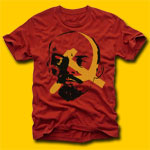 Lenin Red T-Shirt