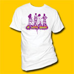 2 Live Crew Nasty Graffiti T-Shirt