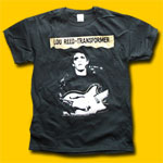 Lou Reed Transformer T-Shirt