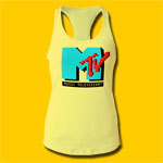 MTV 8-Bit Girls Tank