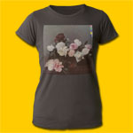 New Order Power, Corruption & Lies Girls Distressed Tee
