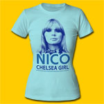 Nico Chelsea Girl Blue Girls Tee