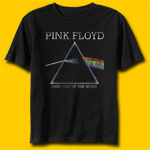 Pink Floyd Dark Side Of The Moon Coal T-Shirt