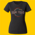 Pink Floyd The Dark Side of the Moon Junior Crew Tee