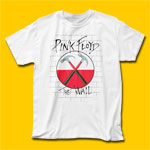 Pink Floyd The Wall Hammers White T-Shirt