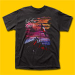 Pink Floyd The Wall Hammer March Black T-Shirt