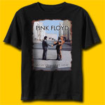 Pink Floyd Wish You Were Here Black T-Shirt