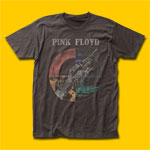 Pink Floyd Wish You Were Here Coal Rock T-Shirt