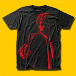 Pulp Fiction Jules Winnfield Movie Black T-Shirt