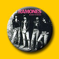Ramones Rocket To Russia 1 Inch Button
