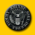 Ramones Presidential Seal 1 Inch Button