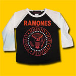 Ramones Seal Toddler Long Sleeve T-Shirt