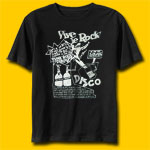 Sid Vicious Vive Le Rock T-Shirt