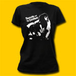 Siouxsie and the Banshees Girls T-Shirt
