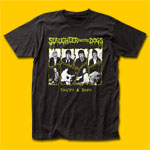 Slaughter and the Dogs You're A Bore Black T-Shirt