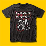 Social Distortion Ball & Chain Tour Coal T-Shirt