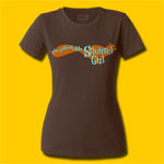 Unbeatable Squirrel Girl, The Logo Girls Crew T-Shirt