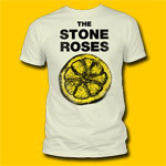 The Stone Roses Lemon T-Shirt