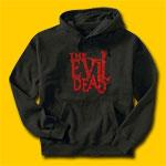 The Evil Dead Classic Movie Hooded Sweatshirt