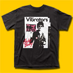 The Vibrators Baby Baby Black T-Shirt