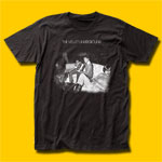 Velvet Underground Self Titled Black T-Shirt