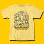 Velvet Underground NYC Yellow T-Shirt