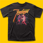 ZZ Top Fandango Black T-Shirt
