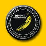 Velvet Underground Banana Circle 1 Inch Button