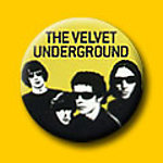 Velvet Underground Banana Group 1 Inch Button