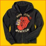 Rolling Stones Hooded Sweatshirt