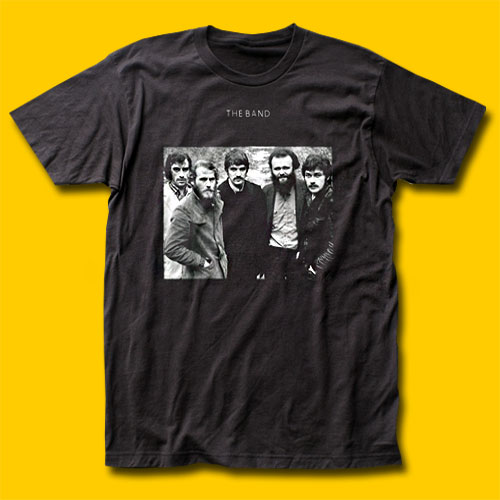 The Band Coal T-Shirt