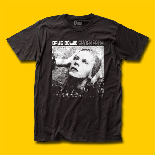 David Bowie Hunky Dory Rock T-Shirt