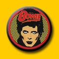 David Bowie Diamond Dogs 1 Inch Button