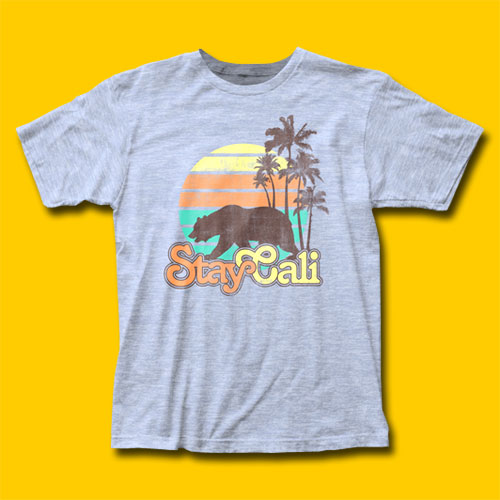 California Stay Cali T-Shirt