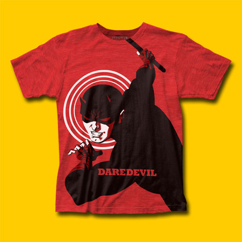 Daredevil Michael Cho Design T-Shirt